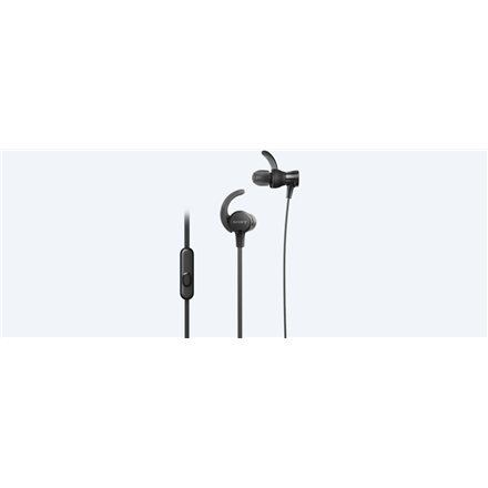 Sony Sports MDRXB510ASB In-ear, Black