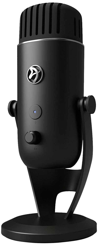 Arozzi Colonna Microphone – Black Arozzi