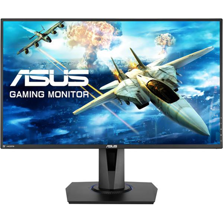 "Asus Gaming LCD VG278Q 27 "", TN, FHD, 1920 x 1080 pixels, 16:9, 1 ms, 400 cd/m², Black, 144Hz, Adaptive-Sync"