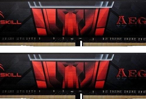G.Skill 16 Kit (8GBx2) GB, DDR4, 3000 MHz, PC/server, Registered No, ECC No