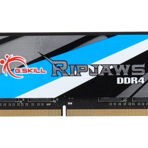 G.Skill 16 Kit (8GBx2) GB, DDR4, 2400 MHz, Notebook, Registered No, ECC No