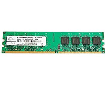 G.Skill 2 GB, DDR2, 800 MHz, PC/server, Registered No, ECC No