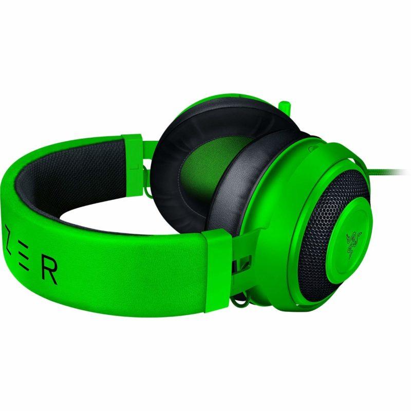Razer Multi-Platform Gaming Headset Headband, Analog 3.5 mm, Microphone, Green, Noice canceling,