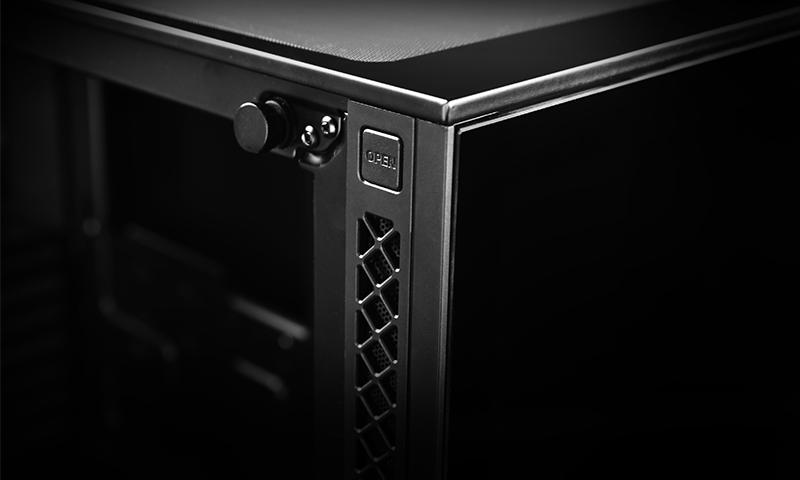 Deepcool MATREXX 70 Side window, E-ATX, Power supply included No