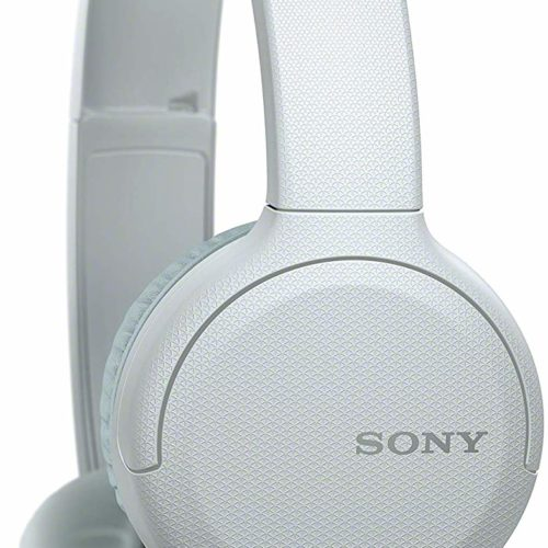 Sony Headphones WHCH510W Headband, Wireless connection, White,