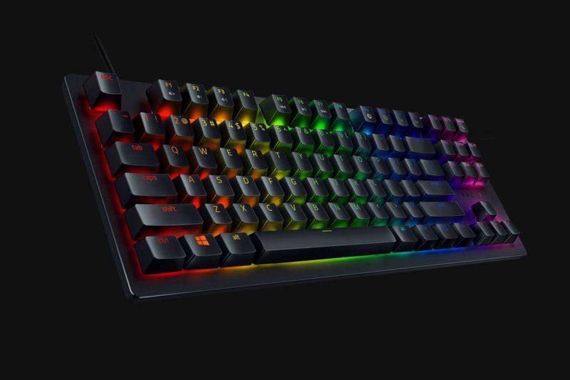Razer RZ03-03080100-R3M1, Gaming keyboard, US, Wired, Huntsman Tournament Edition