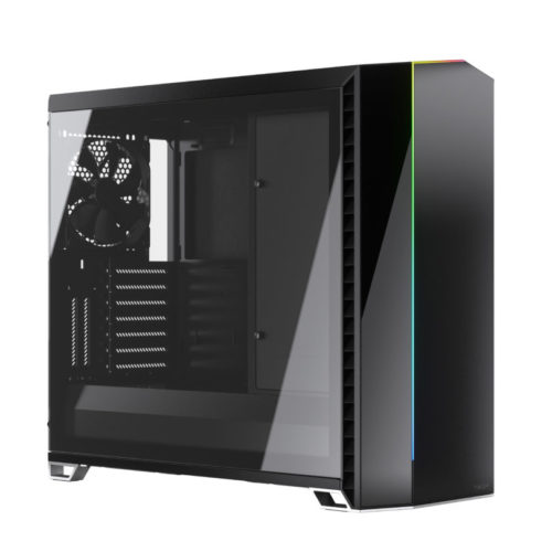 Fractal Design FD-C-VER1A-01 Vector RS – Blackout TG Side window, E-ATX, Power supply included No