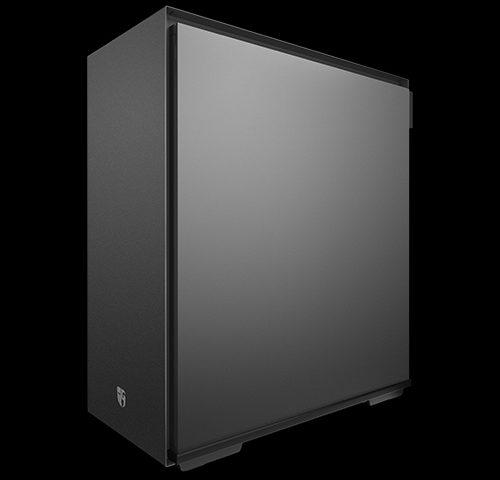 Deepcool MACUBE 310P BK Side window, Black, ATX, Power supply included No