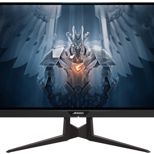 "Gigabyte Gaming AORUS FI27Q-EK	 27 "", QHD, 2560 x 1600 pixels, 1 ms, 350 cd/m², Black"