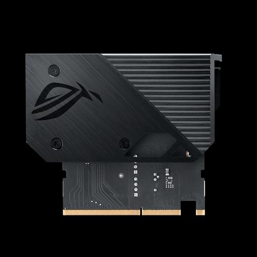 Asus ROG CROSSHAIR VIII Impact Processor family AMD, Processor socket AM4, DDR4, Memory slots 4, Number of SATA connectors 4 x SATA 6Gb/s port(s), Chipset AMD X, Mini DTX