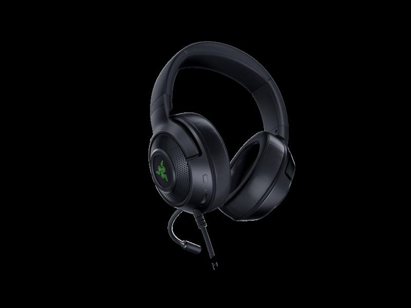 Razer Kraken X USB Gaming Headset, Wired, Black