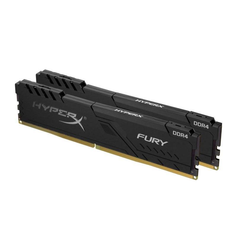 Kingston HyperX Fury 8 GB, DDR4, 3000 MHz, PC/server, Registered No, ECC No