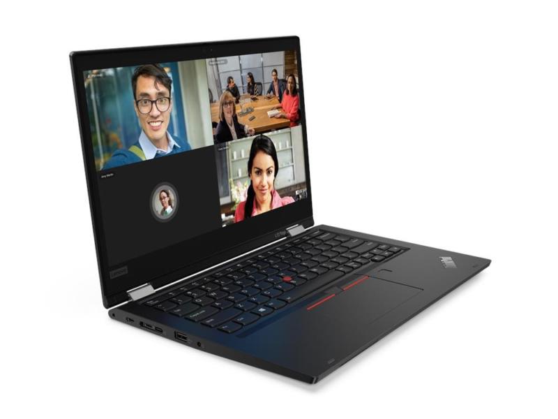 "Lenovo ThinkPad L13 Yoga Black, 13.3 "", IPS, Touchscreen, Full HD, 1920 x 1080, anti-reflection, Intel Core i5, i5-10210U, 8 GB, SSD 256 GB, Intel UHD, No Optical drive, Windows 10 Pro, 802.11ac, Bluetooth version 5.0, Keyboard language English, Keyboard backlit, Warranty 12 month(s), Battery warranty 12 month(s)"