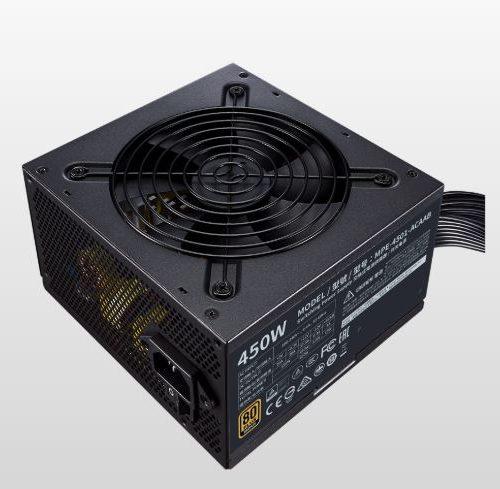 Cooler Master MPE-4501-ACAAB MWE Bronze 450 W