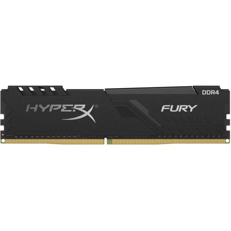 Kingston HyperX FURY  16 GB, DDR4, 3733 MHz, PC/server, Registered No, ECC No