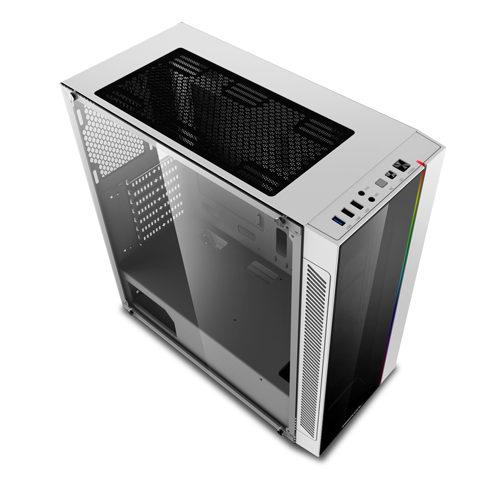 Deepcool MATREXX 55 V3 ADD-RGB White, ATX, Power supply included No
