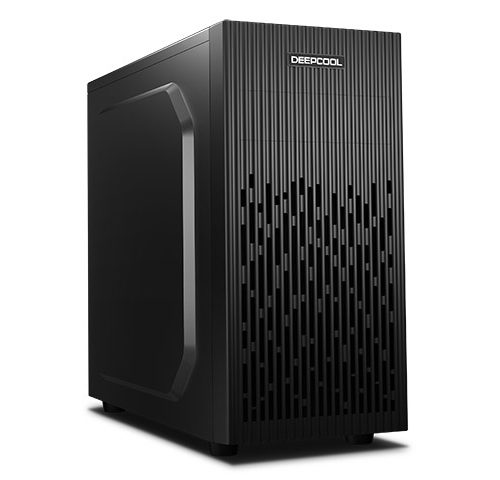 Deepcool MATREXX 30 SI Black, Micro ATX, Power supply included No