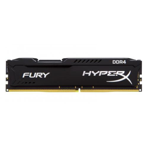 Kingston HyperX Fury  16 GB, DDR4, 2666 MHz, PC/server, Registered No, ECC No