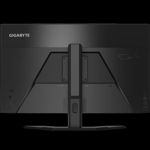 """Gigabyte Curved Gaming Monitor G32QC-EK 31.5 """", VA, QHD, 2560 x 1440 pixels, 1 ms, 350 cd/m², Black"""
