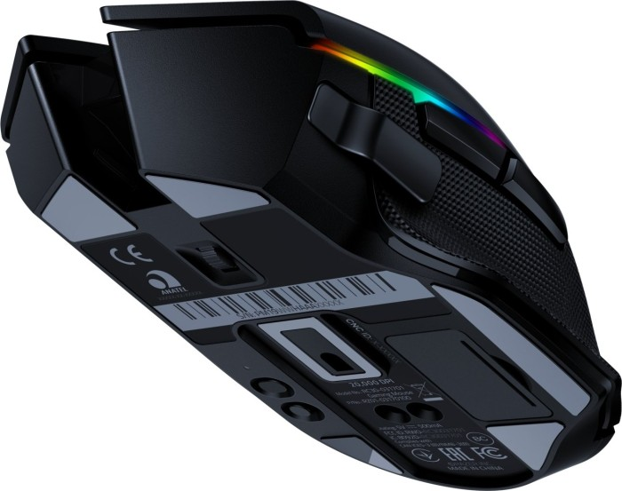 Razer Basilisk Ultimate Gaming mouse, Wired/Wireless, Black