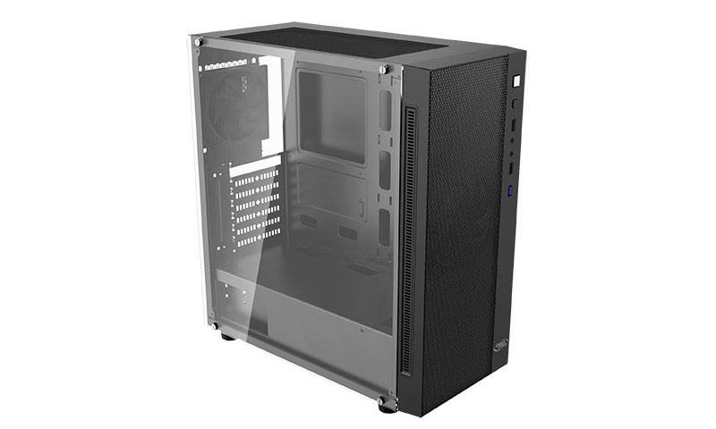 Deepcool Middle Tower MATREXX 55 MESH PWM 2F ATX, Power supply included No