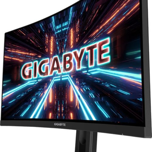 "Gigabyte Curved Gaming Monitor G27FC-EK 27 "", VA, FHD, 1‎920 x 1080 pixels, 1 ms, 2‎50 cd/m², Black"
