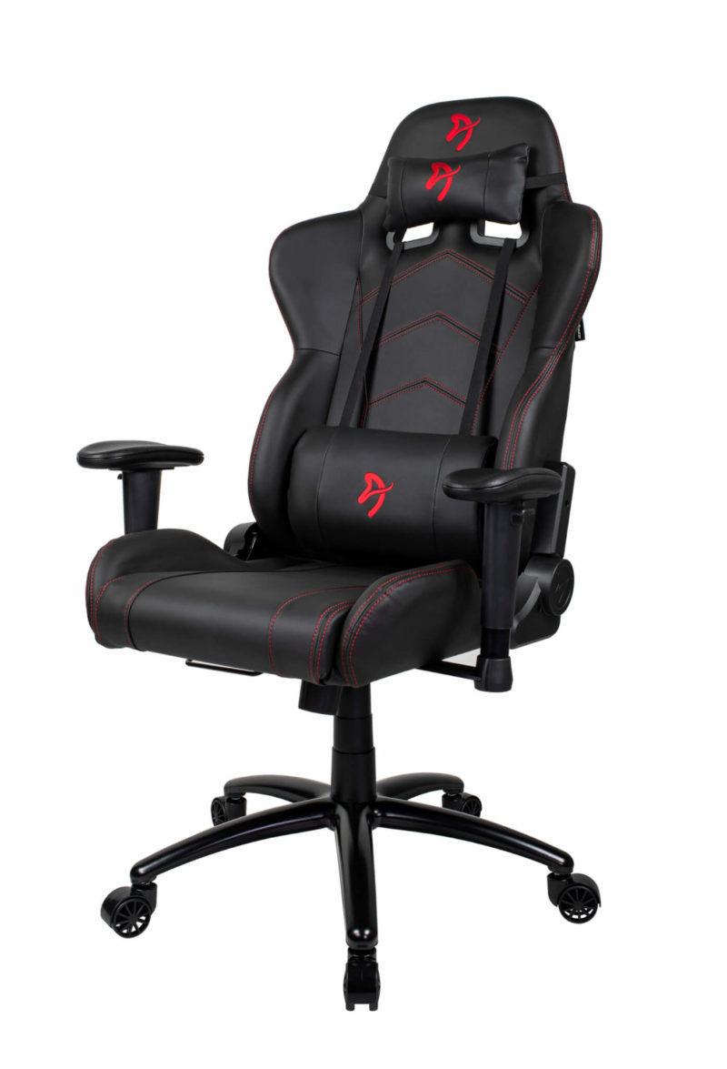 Arozzi Gaming Chair Inizio Black/Red logo