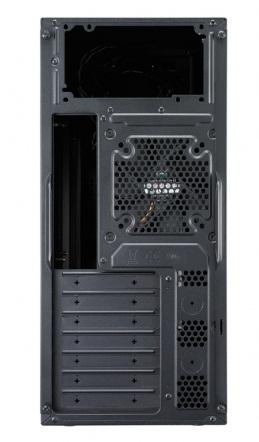 Cooler Master Force 500 USB 3.0 x1, USB 2.0 x2, Mic x1, Spk x1, Black, ATX, Power supply included No