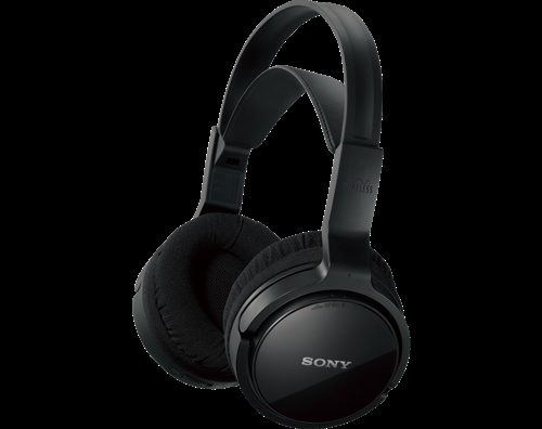 Sony MDR-RF811RK Headband/On-Ear, Black