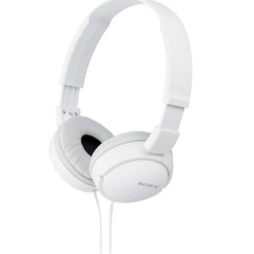Sony MDR-ZX110 Headband/On-Ear, White