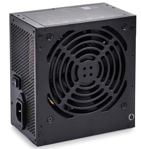 """deepcool Nova"""" series PSU  80PLUS EU,  up to +85% efficiency ,  Single +12V Rail 500 W,  on +12V: 38A;  456 W"""