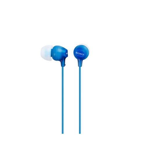 Sony EX series MDR-EX15AP Blue