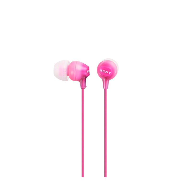Sony EX series MDR-EX15LP In-ear, Pink