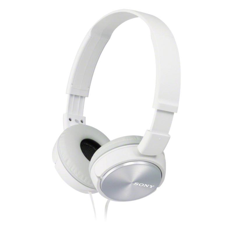 Sony ZX series MDR-ZX310AP Headband/On-Ear, White
