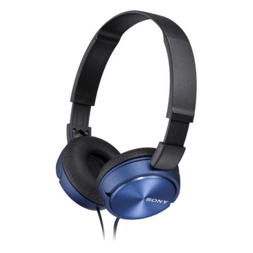 Sony ZX series MDR-ZX310AP Headband/On-Ear, 3.5 mm, Blue
