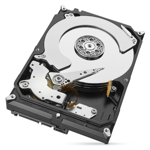 """Seagate NAS HDD IronWolf 3TB ST3000VN007 5900 RPM, 3.5 """", SATA, 64 MB"""