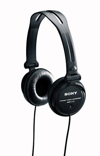 Sony Headphones MDR-V150 Headband/On-Ear, Black