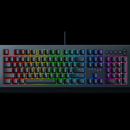 Razer Cynosa V2 Gaming Keyboard, RU layout, Wired, Black