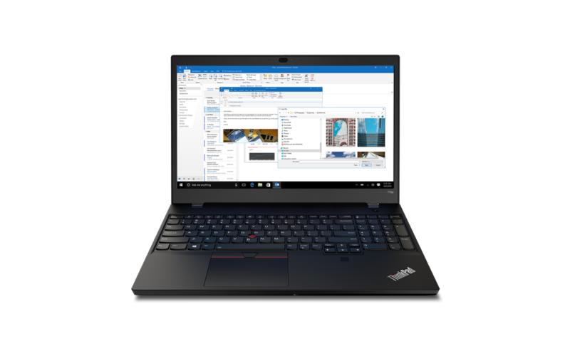 "Lenovo ThinkPad T15p (Gen 1) Black, 15.6 "", WVA, FHD, 1920 x 1080, Matt, Intel Core i5, i5-10300H, 8 GB, SSD 256 GB, Intel UHD, No Optical drive, Windows 10 Pro, 802.11ax, Bluetooth version 5.1, LTE Upgradable, Keyboard language English, Keyboard backlit, Warranty 36 month(s), Battery warranty 12 month(s)"