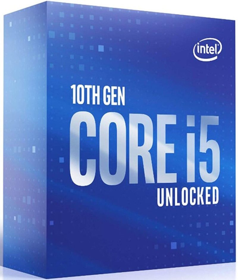 Intel i5-10600K, 4.1 GHz, LGA1200, Processor threads 12, Packing Retail, Processor cores 6, Component for Desktop