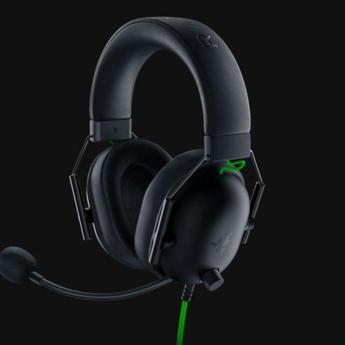 Razer Gaming Headset BlackShark V2 X Built-in microphone, Black, Wired