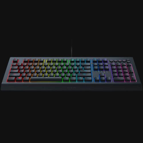 Razer Cynosa V2, Gaming keyboard, RGB LED light, US, Black, Wired