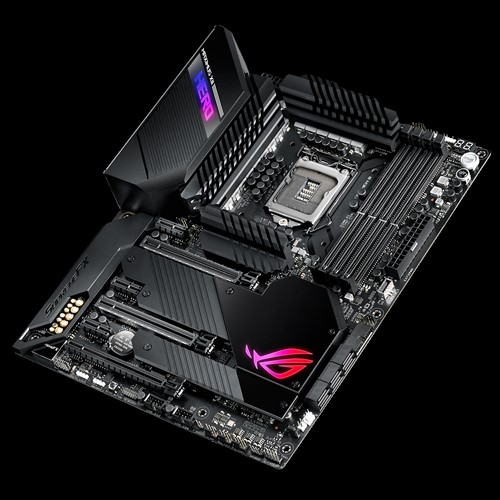 Asus ROG MAXIMUS XII HERO (WI-FI) Memory slots 4, Processor family Intel, ATX, DDR4, Processor socket LGA1200, Chipset Intel Z