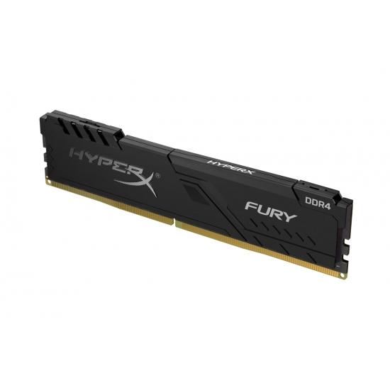 Kingston HyperX Fury 16 GB, DDR4, 3600 MHz, PC/server, Registered No, ECC No, 1 x 16 GB