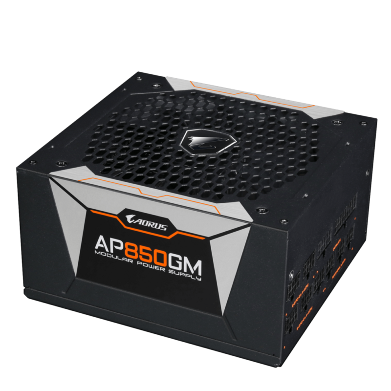 Gigabyte GP-AP850GM 850 W, 80 PLUS Gold certified