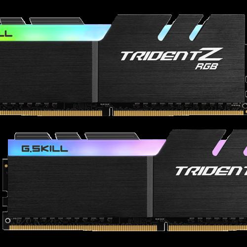 G.Skill Trident Z RGB  16 GB, DDR4, 4000 MHz, PC/server, Registered No, ECC No