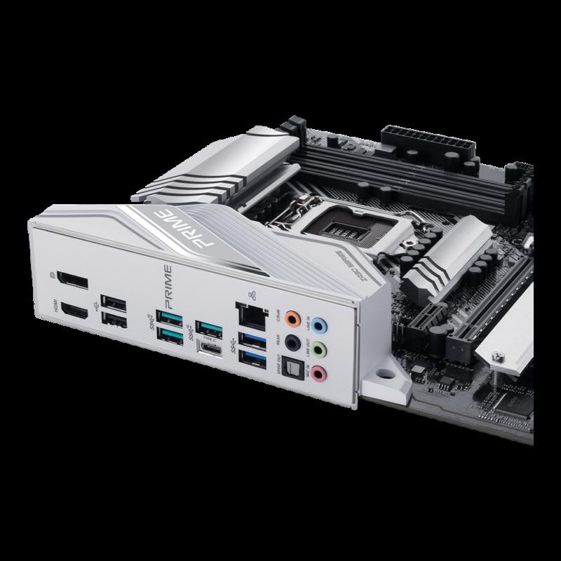 Asus Prime Z490-A Memory slots 4, Chipset Intel Z, Processor family Intel, ATX, DDR4, Processor socket LGA1200