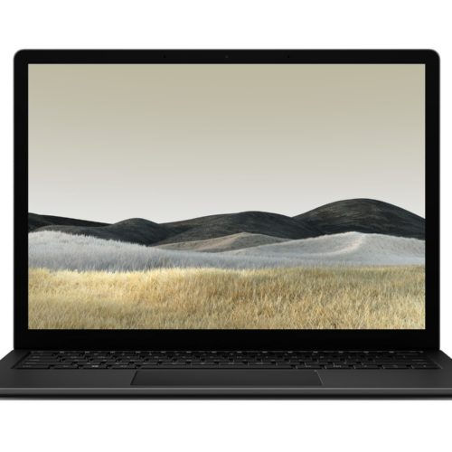"Microsoft Surface Laptop 3 Matte Black, 13.5 "", Touchscreen, 2256 x 1504 pixels, Intel Core i5, i5-1035G7, 8 GB, LPDDR4x, SSD 256 GB, Intel Iris Plus, No ODD, Windows 10 Home, 802.11ax, Bluetooth version 5.0, Keyboard language English, Keyboard backlit, Warranty 24 month(s)"