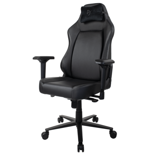 Arozzi Gaming Chair Primo Pu Black/Black logo