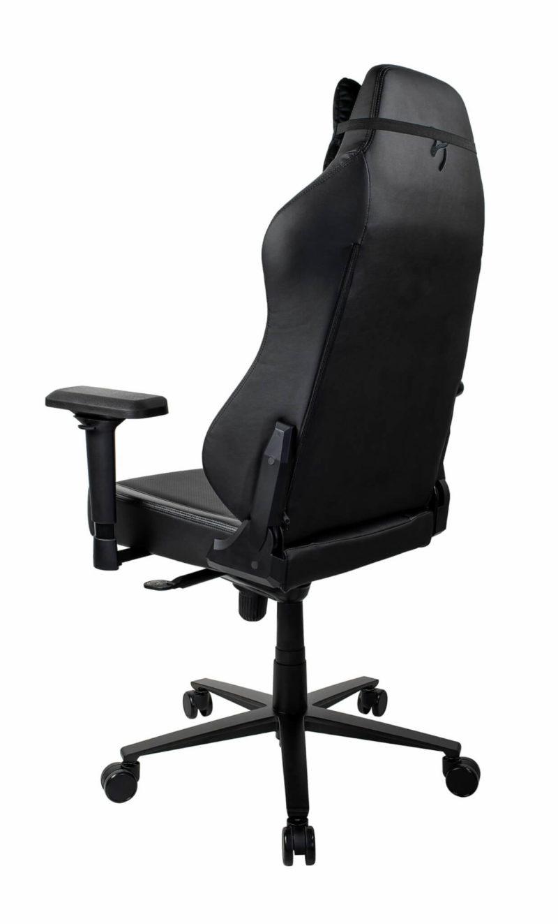Arozzi Gaming Chair Primo Pu Black/Black logo
